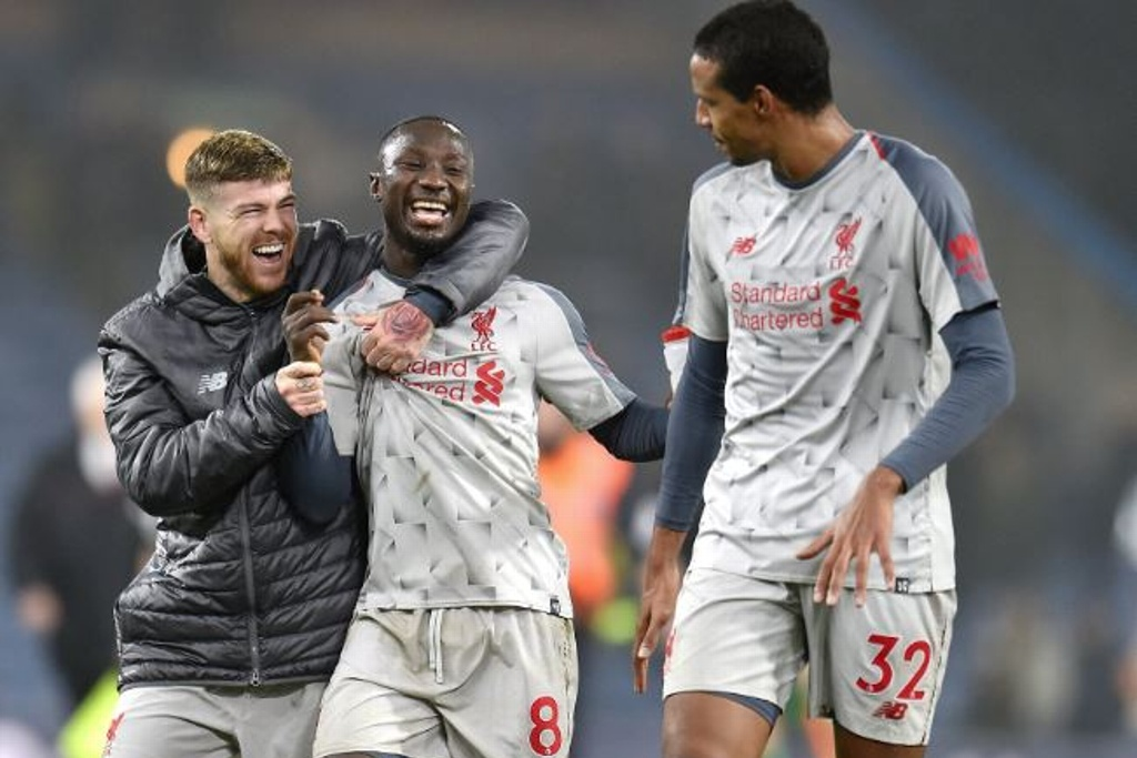 Liverpool continúa invicto en la Premier League