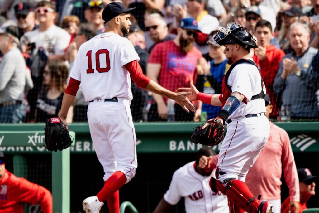 MLB: Boston blanquea a los Orioles