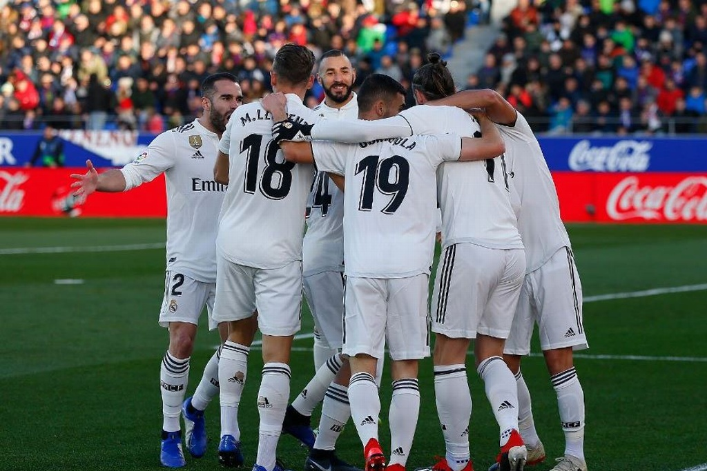 Real Madrid vence al Huesca