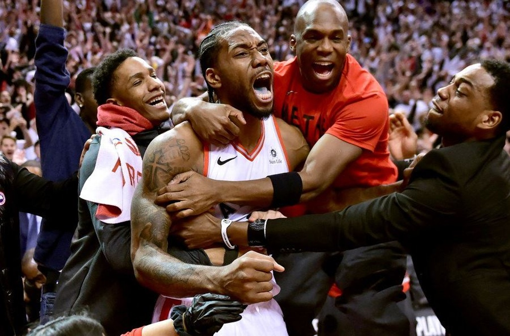 NBA Playoffs: ¡Raptors dramáticamente avanza a final de conferencia! (VIDEO)