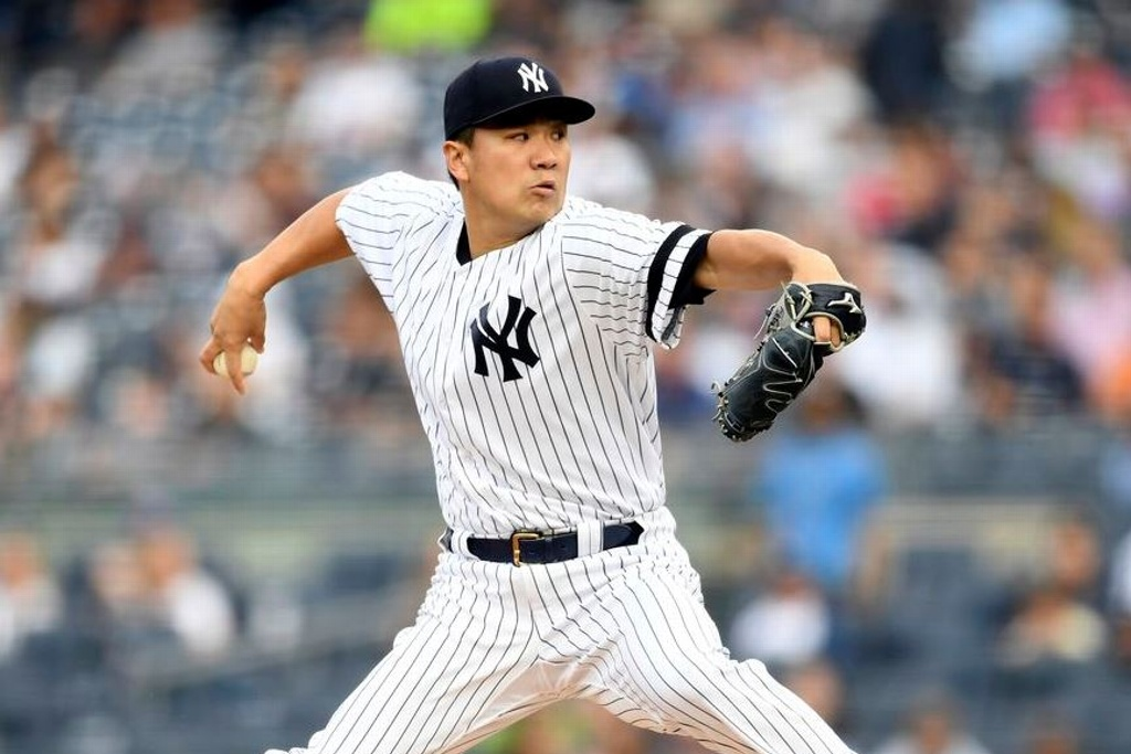 MLB: Yankees blanquean a los Rays